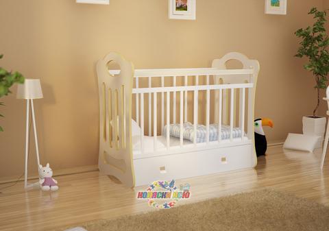 Кроватка детская Belinda 1200х600