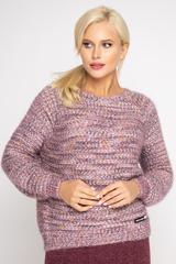 <p>Модный пуловер порадует свою обладательницу, а так же согреет в прохладные деньки.</p> <p>&nbsp;</p> <p>(Один размер: 44-50)</p>