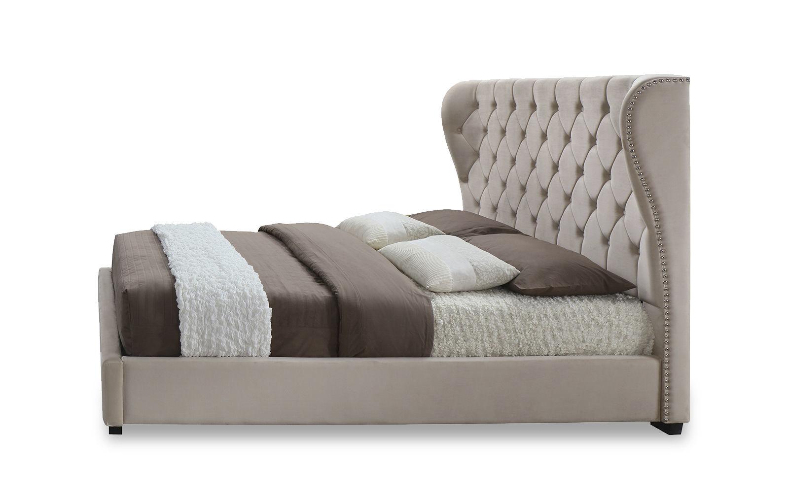 Кровать ESF INFI2971 бежевая