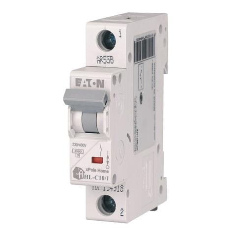 Автоматический выключатель Eaton HL-C10/1P (194729)