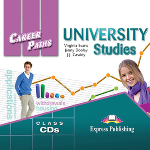 Career Paths - University Studies Audio CDs
