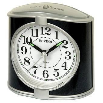 Часы-будильник Rhythm CRE871NR02