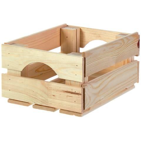 Ящик Деревянный, 1 шт