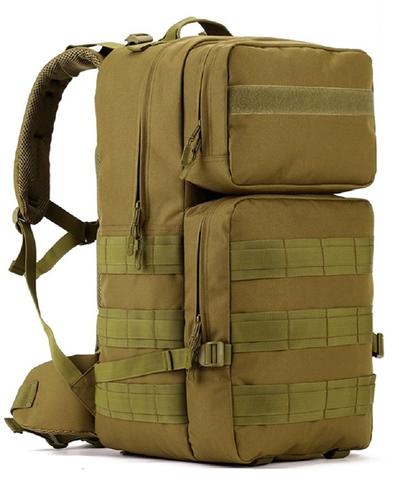 Тактический рюкзак Mr. Martin 5008 Khaki 55L