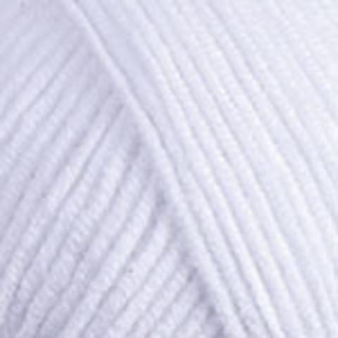 Пряжа YarnArt Jeans 62 отбелка