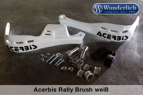 Acerbis защита рук Rallye белый