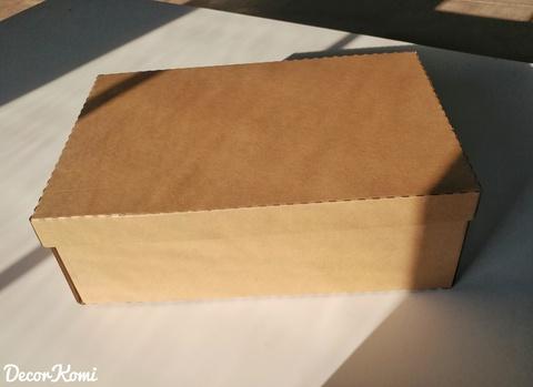 Иконостас собранный упаковываем в коробку с каркасом