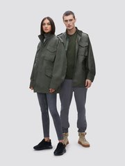 Куртка Alpha Industries М-65 Olive Green (Зеленая)