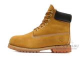 Ботинки Timberland 10061 Waterproof Classic мужские с  мехом