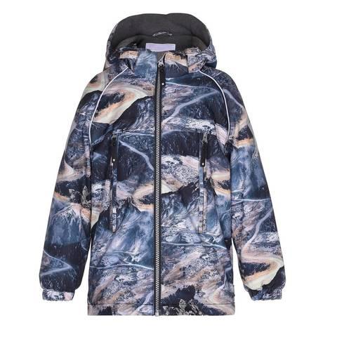 Детская куртка Molo Castor Mountain Range