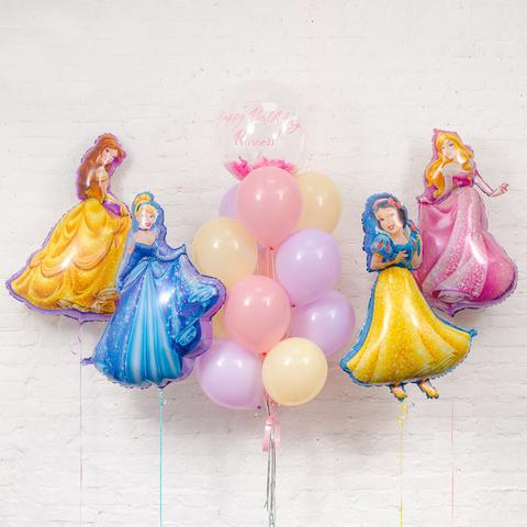 Композиция из  шаров Принцессы