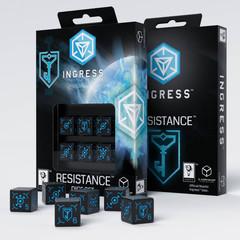 Ingress Resistance 6D6 Dice (6)