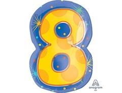 А Цифра 8  Мульти 15