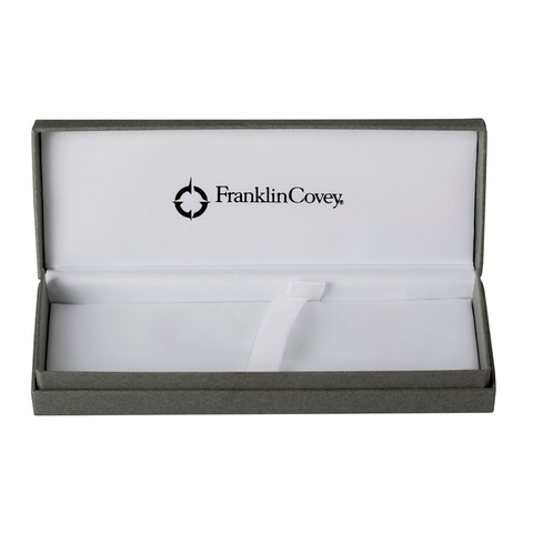 FranklinCovey Lexington - Medalist, ручка-роллер, M, BL