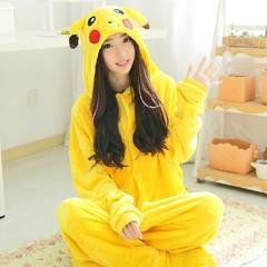 Пижама кигуруми Пикачу для взрослых