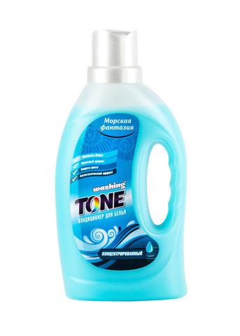 Sellwin Pro  Washing Tone Кондиционер для белья концентрированный Морская фантазия 1000мл