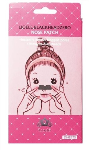 Lioele Blackhead Zero Nose Patch Set