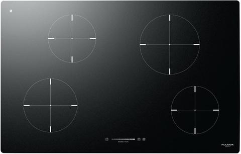 Индукционная варочная панель Fulgor-Milano CH 804 ID TS BK