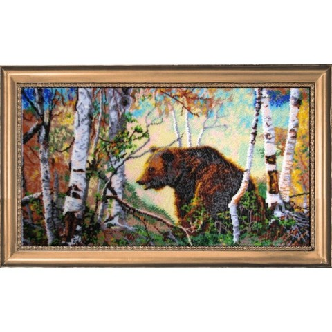 586 Медведь
