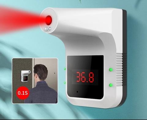 Сканер температуры бесконтактный настенный К3