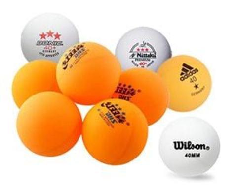 Купити кульки для настільного тенісу