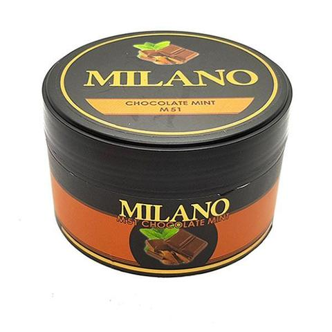 Табак Milano Mint Chocolate M51 (Милано Мята Шоколад)