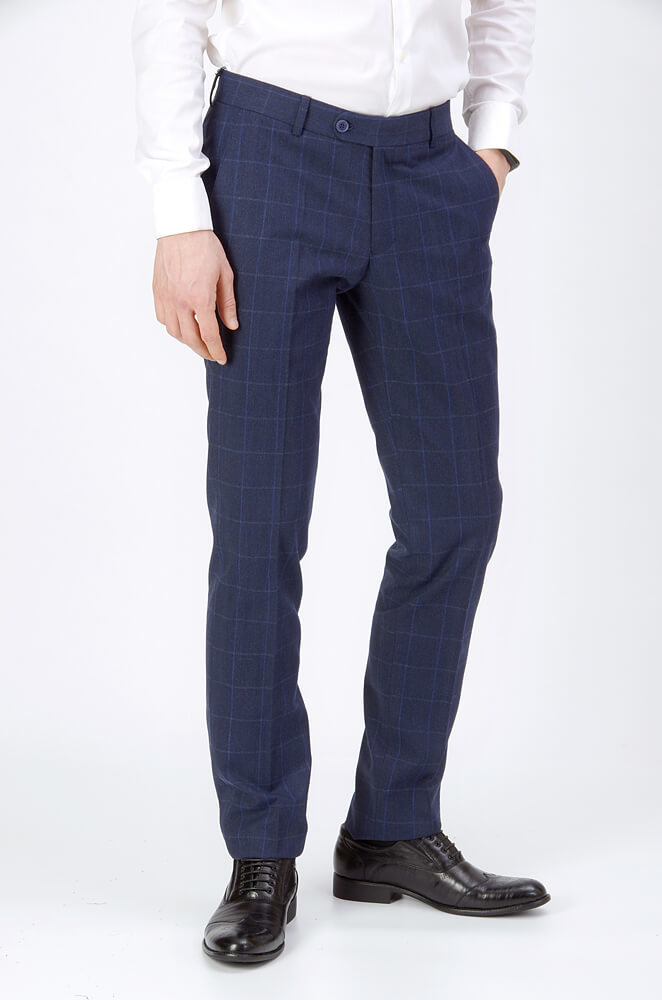 Брюки Slim fit CESARI MARIANO / Брюки зауженные slim fit IMGP9262.jpg