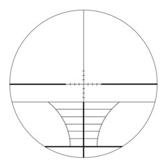 Прицел оптический Veber Храбрый Заяц 4x32 CBR