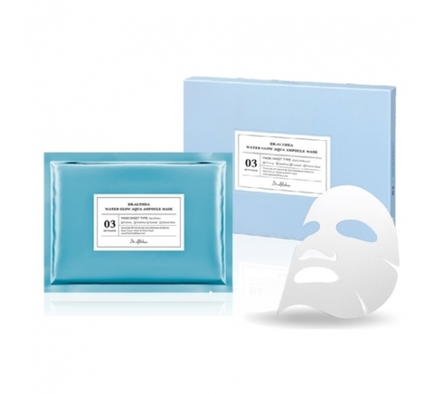 Dr. Althea Восстанавливающая и увлажняющая ежедневная маска Water Glow Aqua Ampoule Mask