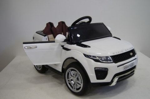 Детский электромобиль Rivertoys Range Rover O007OO-VIP-WHITE