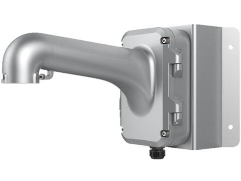Крепление на угол с монтажной коробкой Hikvision DS-1604ZJ-Corner-P
