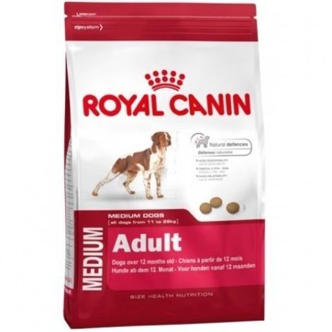 Royal Canin Medium Adult 3 кг для собак средних пород