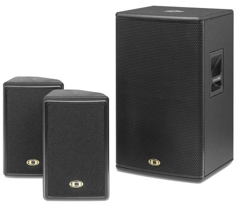 Звукоусилительные комплекты Dynacord D-Lite Activeone