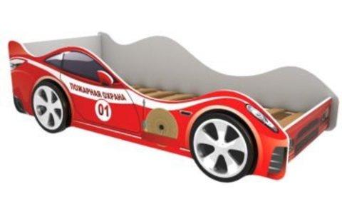 Кровать машина Пожарная охрана