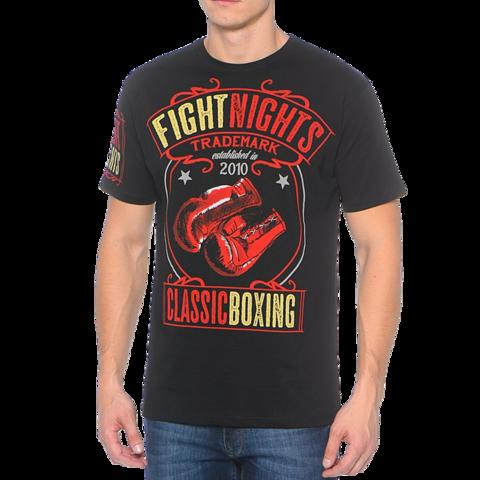 Футболка Fight Nights Classic Boxing