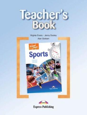 Sports. Teacher's Book . Книга для учителя
