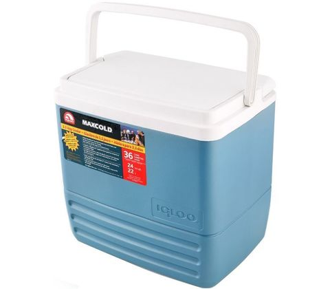 Изотермический контейнер (термобокс) Igloo MaxCold 36 (термоконтейнер, 22 л.)