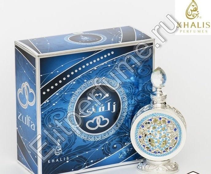 Zulfa Зульфа 12 мл арабские масляные духи от Халис Khalis Perfumes