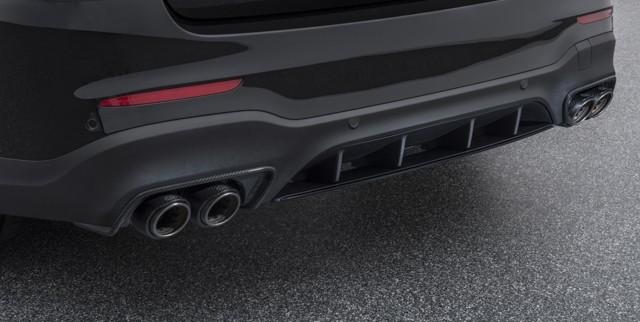 Обвес Brabus для Mercedes GLС 63 AMG X253