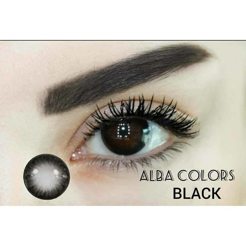 Alba Colors™  BLACK