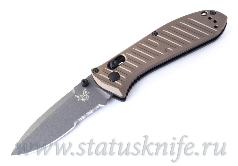 Нож Benchmade 575SGY-2001 Mini Presidio II