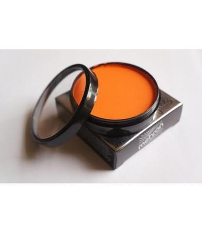 Аквагрим Mehron 40 гр регулярный оранжевый