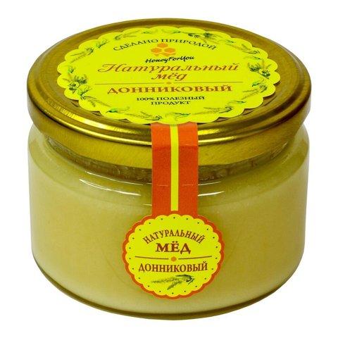 Натуральный донниковый мед HoneyForYou, 250 г.