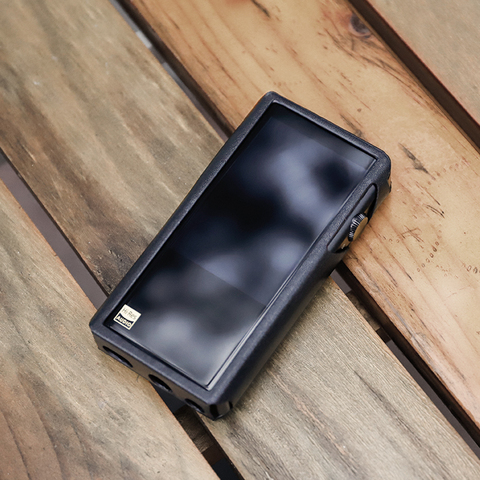 Shanling M5s Leather Case black, чехол для плеера
