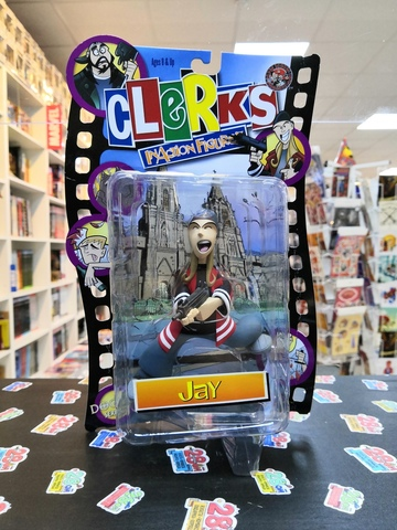 Clerks InAction Figures Jay (Jay&Silent Bob)