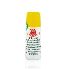 Тайская травяная присыпка для устранения запаха пота и отбеливания подмышечных впадин,
