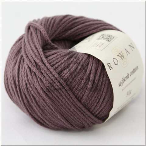Пряжа SOFTKNIT COTTON Rowan