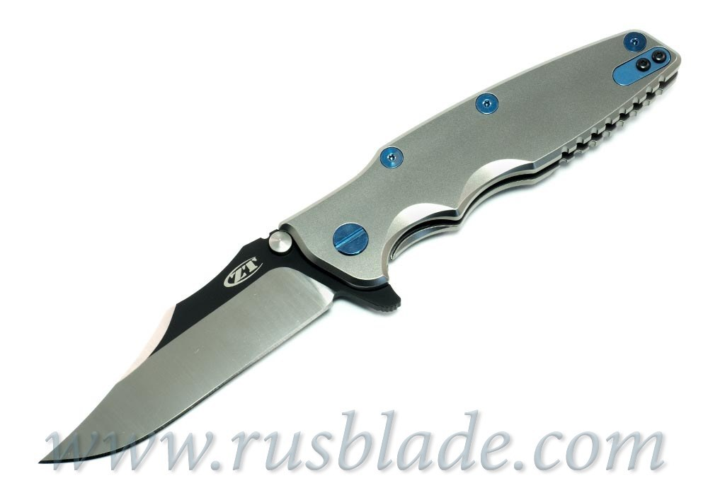 Zero Tolerance 0392BOWIE Factory Custom