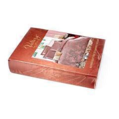 Постельное белье сатин жаккард Valtery JC 45