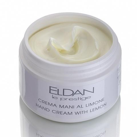 Eldan Hand cream with lemon, Крем для рук с лимоном, 250 мл.